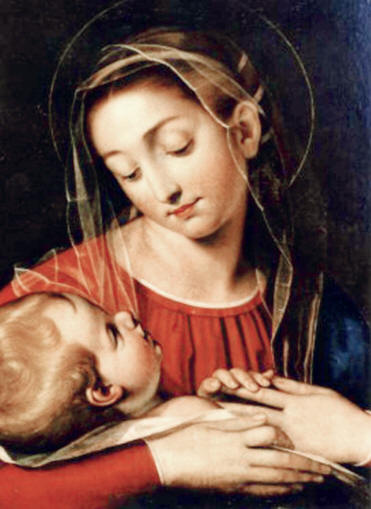 Risultati immagini per madre della Divina Provvidenza