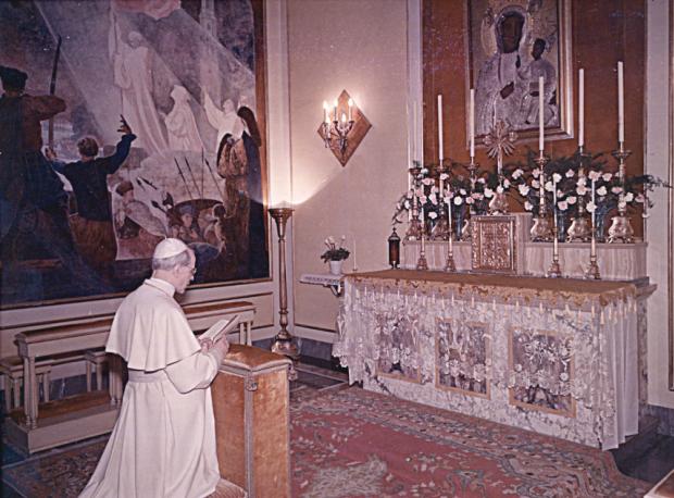 Piccolo Ufficio Della Madonna : Portale di mariologia pio xii il papa della madonna