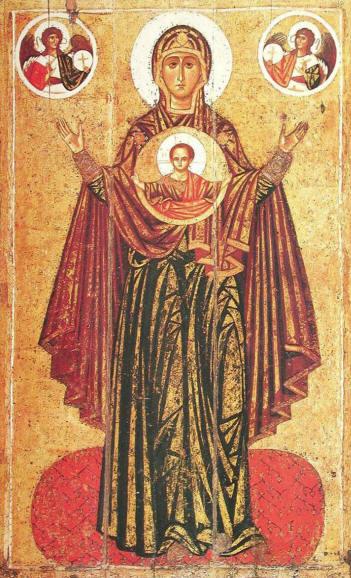 Risultati immagini per icona della bellezza della divina liturgia