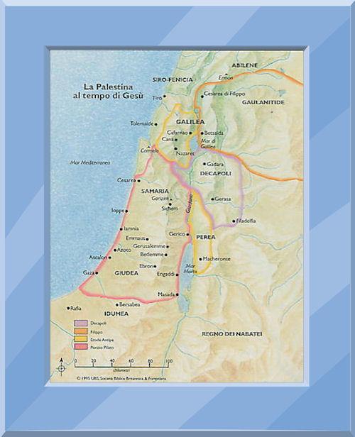 spesso PORTALE DI MARIOLOGIA - La Palestina al tempo di Maria RG34